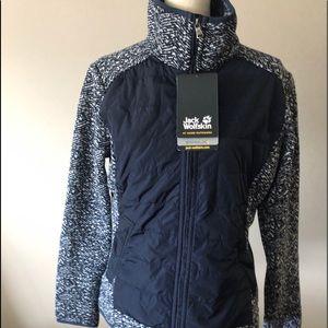 Women's Jack Wolfskin Jacket large New.